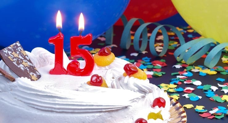 Cool Ideas for a 15th Birthday Party