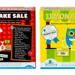 Gear Up for Lemonade Stand Season with Bizainy Activity Kits