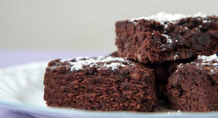 substitution for oil in baking brownies