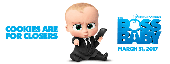 The Boss Baby Pushes Hard at Brotherly Love