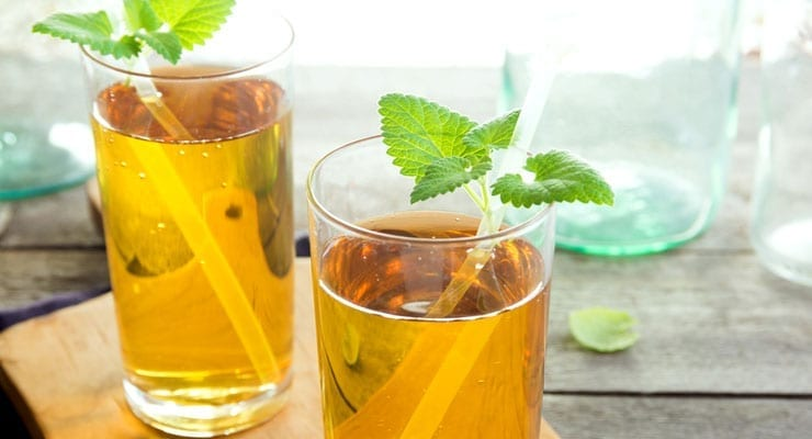 The Health Benefits of Drinking Kombucha